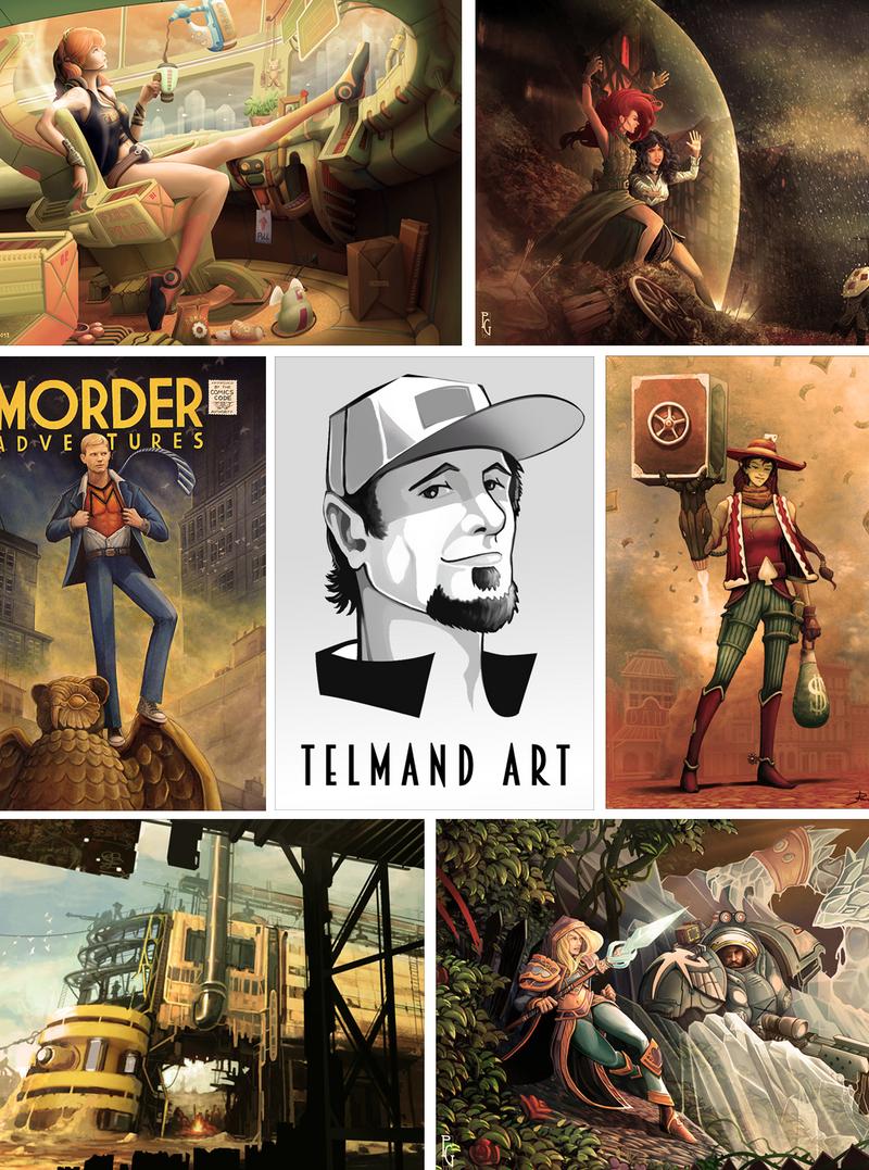Telmand's Profile Picture
