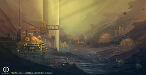 Undersea laboratory by Telmand