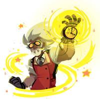Isaac by MagicBunnyArt