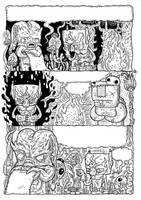 FLUMP Vol.3 Preview - M.E.U.T. ZXS V.2.0 Page 2 by FLUMPCOMIX