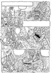 FLUMP Vol.5 Preview M.E.U.T.ZXS PG5 by FLUMPCOMIX
