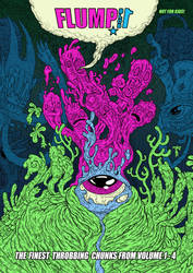 FLUMP. BLOB 1 - Collected Print Edition by FLUMPCOMIX