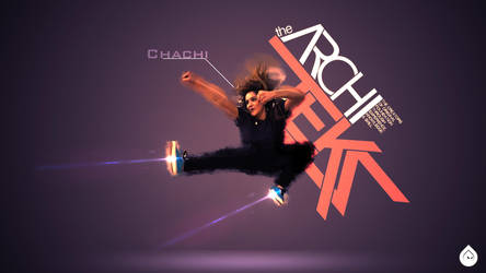 I AM ME CHACHI by RenegadeGraphix