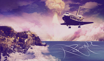 Destination imagination by RenegadeGraphix