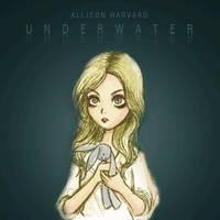Allison Harvard - Underwater by Thunderdee