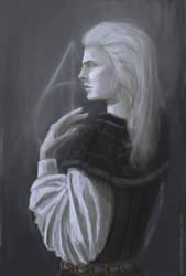 Gellert Grindelwald by Kolosova-Art