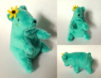 Summer Chub Bear by Pannsie