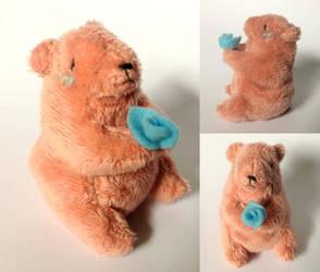 Sweetheart Chub Bear by Pannsie