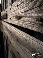 Old fence by hpyro