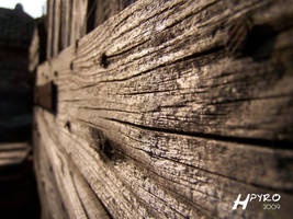 Old fence n.2 by hpyro