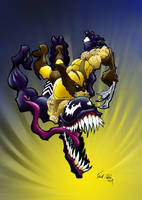 Eddie vs Logan colored by johnercek