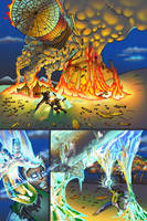 Frost Fire page 10 color by johnercek