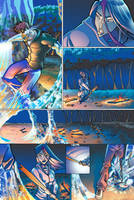 Frost Fire page 11 color by johnercek