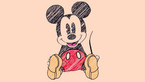 Wallpaper Micky by Vickyvvv by vickyvvv