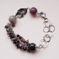AUTUMN WHISPER bracelet by myosthis
