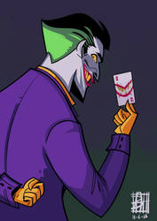 Clown Prince Of Crime by BOTAGAINSTHUMANITY