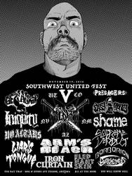South West United Fest by LVCIFERX