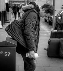 Edinburgh Street by MikeHeard