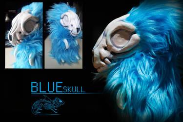 //Blueskull by RatShark