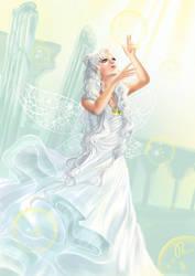 Moon Queen by Pillara