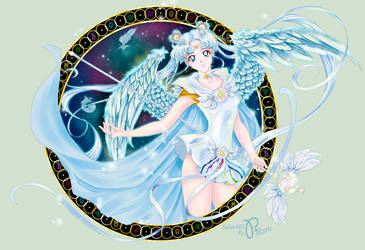 Sailor Cosmos by Pillara