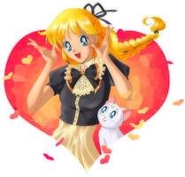 Beautiful Minako by Pillara