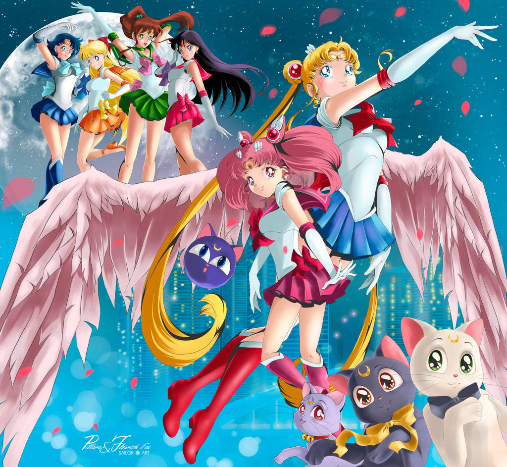 Sailor Moon All by Pillara