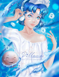 Listen to your planet_Ami by Pillara