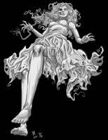 Ghost by quasilucid
