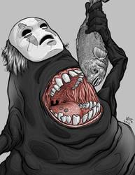 No Face by quasilucid