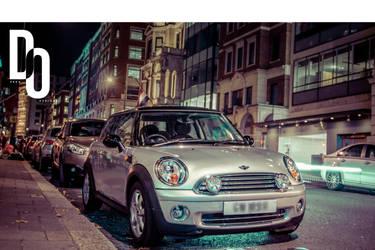 HDR MINI CAR by talentchild