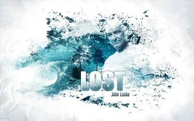 LOST - John Locke by bpenaud