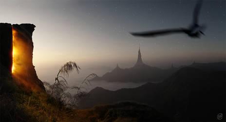 The Last Flight by bpenaud