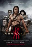 John Carter Movie Poster by bpenaud