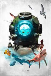 Ocean Life by bpenaud