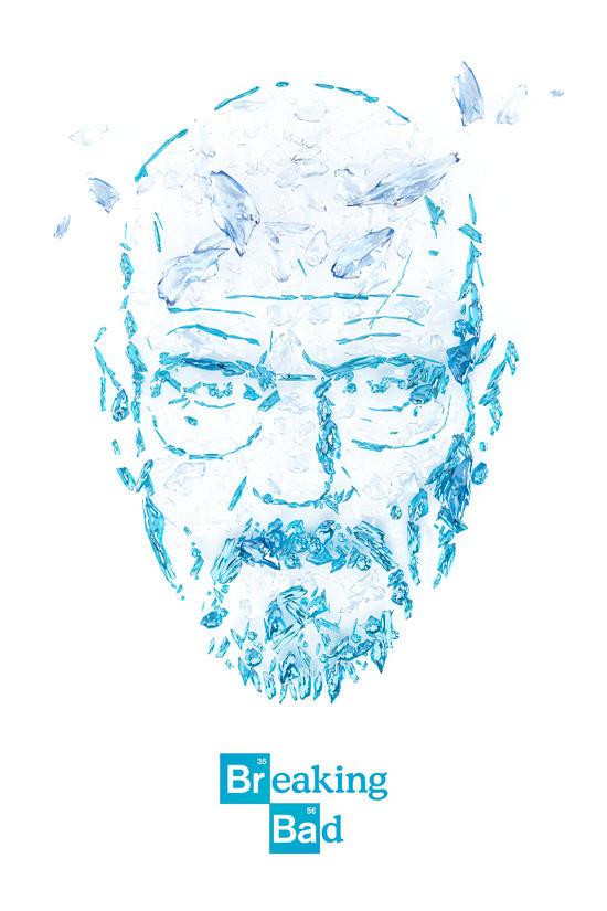 Breaking Bad Poster - Meth Walter by bpenaud