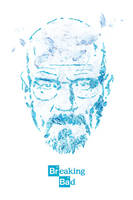 Breaking Bad Poster - Meth Walter by bpenaud