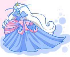 Queen of Ice by fIOMERA