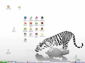 My New Desktop by Blazedezignz