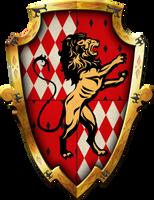 Gryffindor Crest by GeijvonTaen