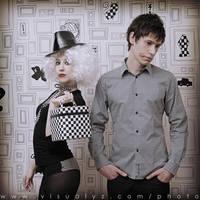 Square Affair I by Alyz