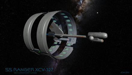 XCV-327 Ranger by dragonpyper