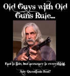 Old Guys Old Guns by dragonpyper