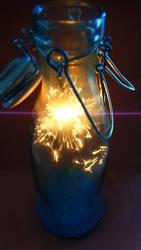 Sparkler by TheUselessTrainer