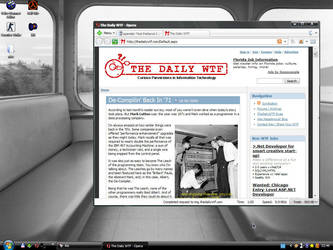 My desktop on 2006-10-06 by mamuf