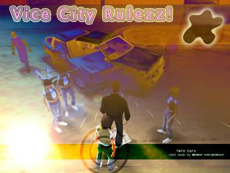 Vice City Twin Car by mamuf