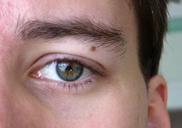 Me eye by mamuf