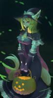 Witch Naoki by Kameloh