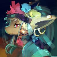 Flower by Kameloh