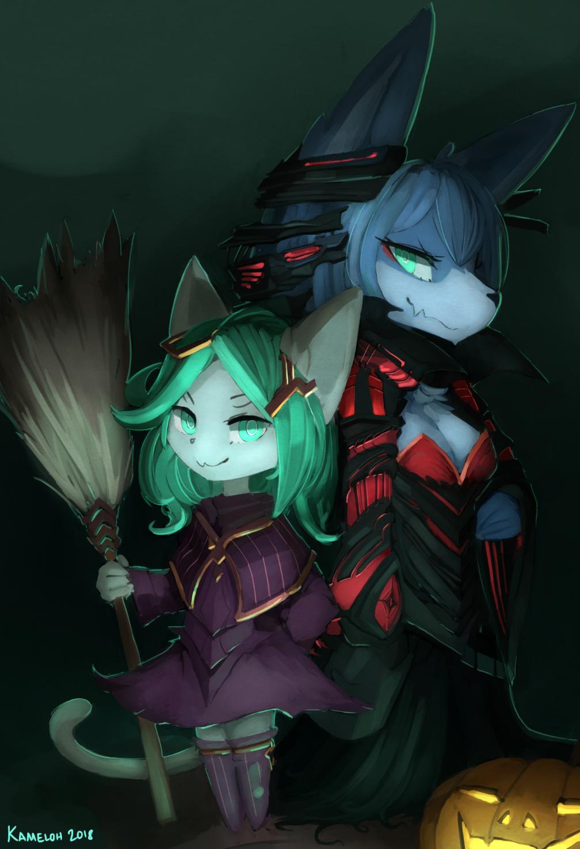 Halloween by Kameloh